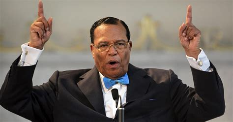 """Louis Farrakhan claimed to be """"the Messiah"""" in """"Saviours"""