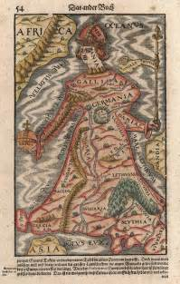 Tartaria is often said to be just an area but many maps