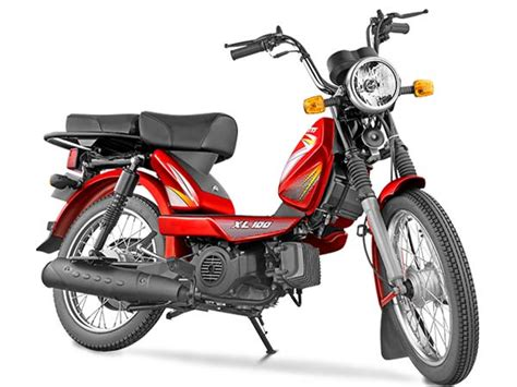 TVS XL 100 Launches In Madhya Pradesh For Rs