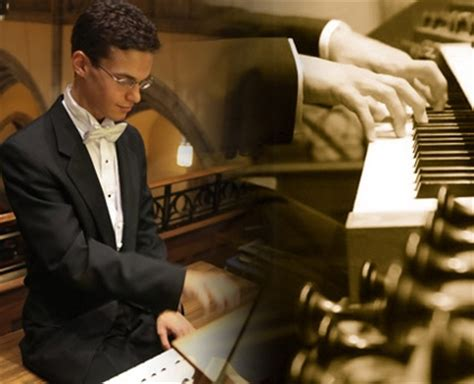 Acclaimed Organist Nathan Laube Returns to Middlebury