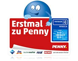 PAYBACK   Penny Onlineshop