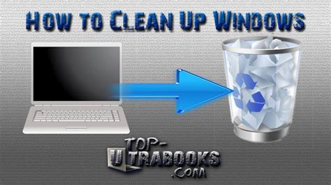 How to Clean a Windows PC and Make your Computer Faster