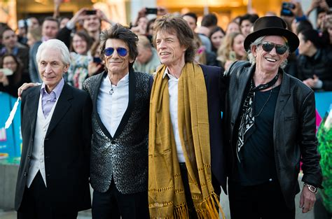 Rolling Stones Preview Song From New Blues Album: Watch