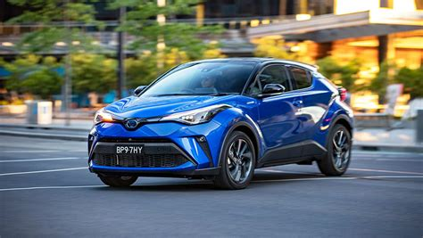 New Toyota C-HR 2020 pricing and specs detailed: Hybrid