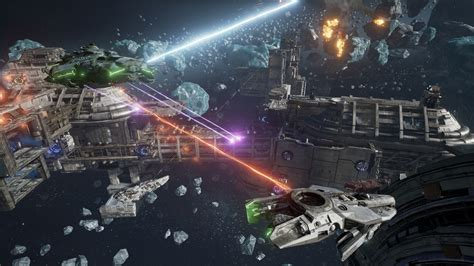 Dreadnought: The Hero Shooter For Giant Spaceships - IGN