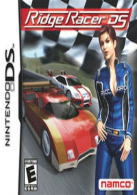 Ridge Racer DS ROM Download for NDS | Gamulator