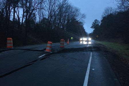 No quick solution expected to repair closed Highway 231
