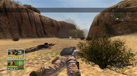 Conflict:Desert Storm Mission 1-Rescue - YouTube
