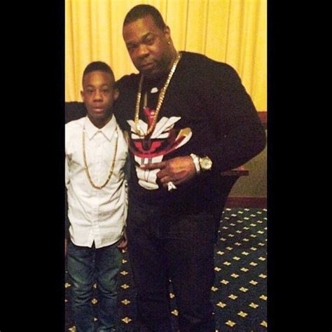 Busta Rhymes' Son Trillian 'No Type' Remix - THE UNBOTHERED
