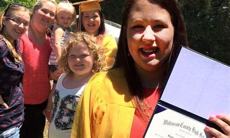 Mama June's daughter Jessica first in Honey Boo Boo family