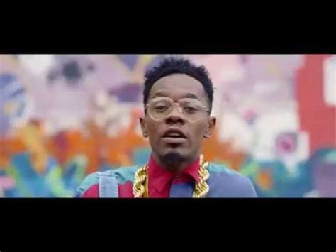 Patoranking - No Kissing Baby ft Sarkodie [ Official Video