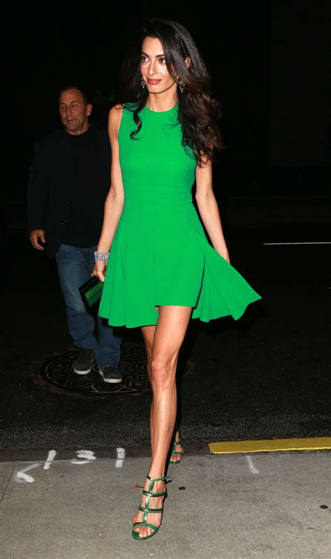 Mostly Well Played: Amal Alamuddin Clooney - Go Fug Yourself