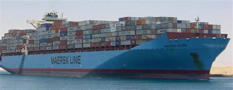 BSM To Manage 6 Maersk Line Box Ships