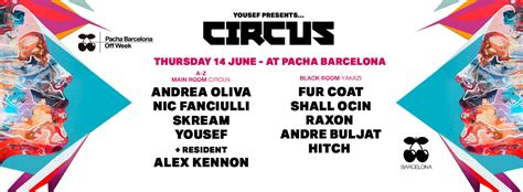 Pacha Barcelona Unveils Full Off Week's Schedule - HOUSE