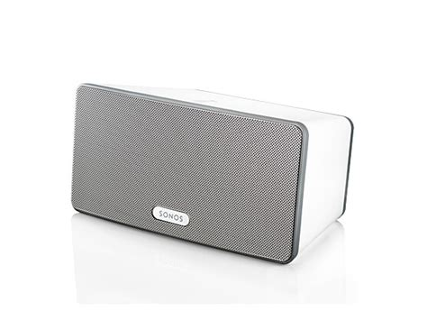 Schnurloses Musiksystem: All-in-One-Player Sonos Play:3