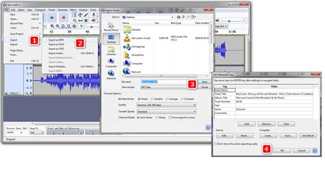 Audacity Convert M4A to MP3 – How to Convert M4A to MP3 in