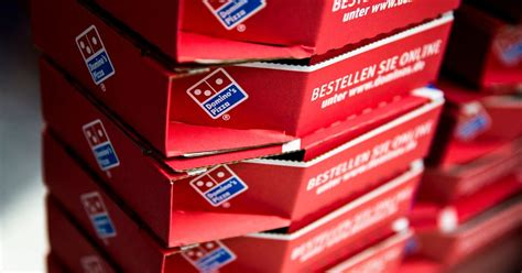 Police called to Domino's after family stage sit-in