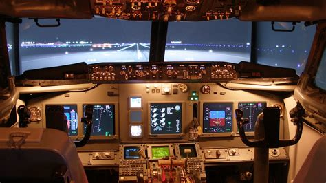 One man's 20-year project: a flight sim cockpit made from