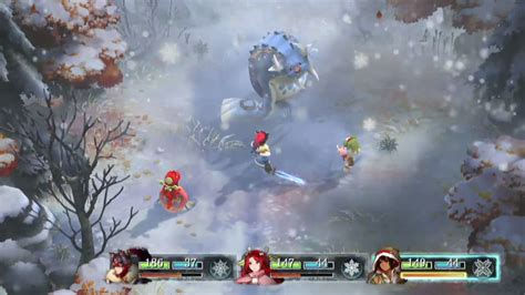 Role Playing Game I Am Setsuna Launching On PC, PS4 In