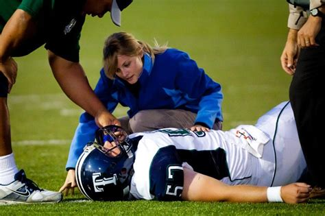 Tough issues face high school athletic trainers from
