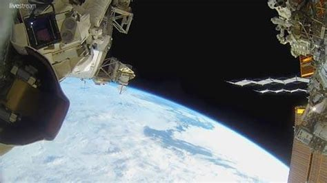 Live Stream Cams from Outer Space