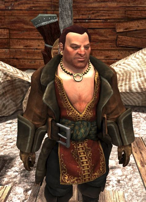 Redhead Varric at Dragon Age 2 Nexus - mods and community