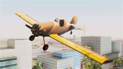 Cropduster Remake for GTA San Andreas