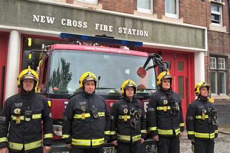 London Fire Brigade to recruit 300 new cadets in £1