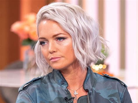 Something Awful Happened To Hannah Spearritt After Her