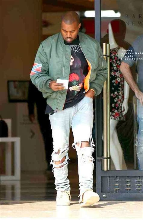 TeeWhy-Hive: Kanye West In Yeezus Tour Green Confederate