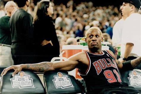 Does Dennis Rodman Have Kids? Today He's a More Involved