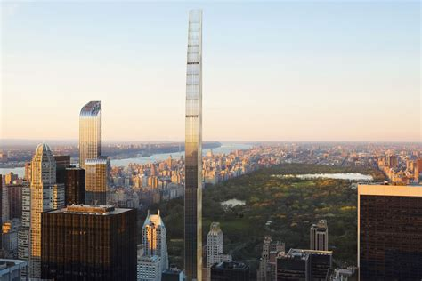 Condos at 111 West 57th Street quietly enter contract