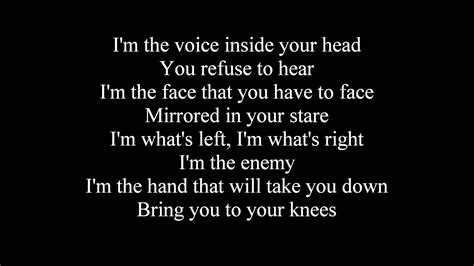 The Pretender The Foo Fighters Lyrics-In Descripion and