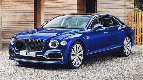 Bentley Flying Spur First Edition 2020 revealed - Car News