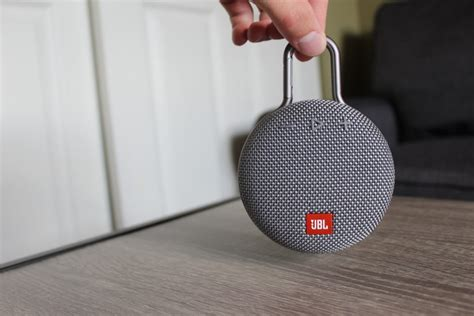 JBL Clip 3 review | Why Is It The Best Speaker For