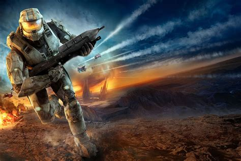 Halo TV series coming to Showtime - Polygon