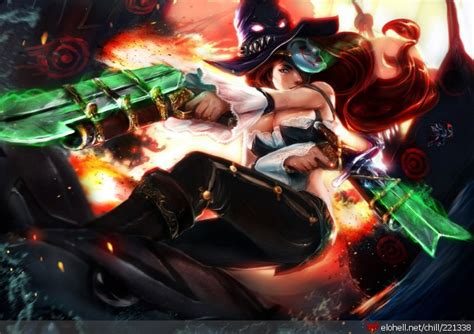 Chillout :: Ap Miss fortune Art work
