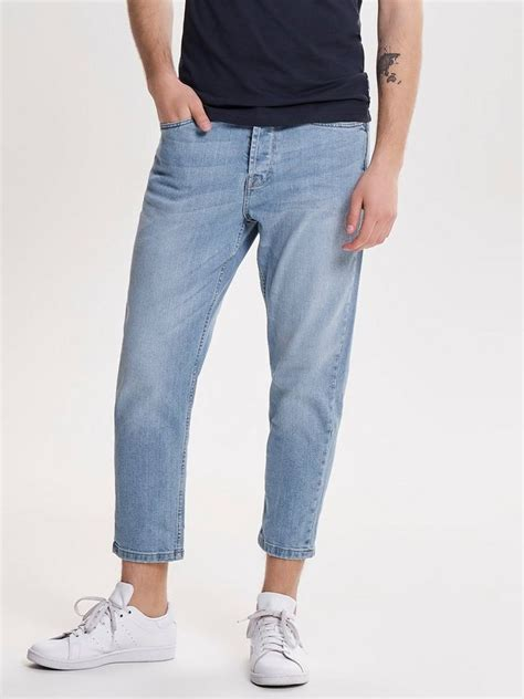 ONLY & SONS Beam Cropped Anti Fit Jeans kaufen   OTTO