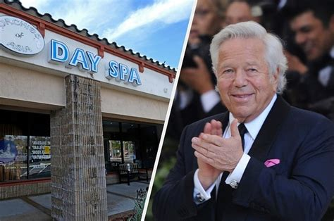 Patriots Owner Robert Kraft Says He's Sorry After Being