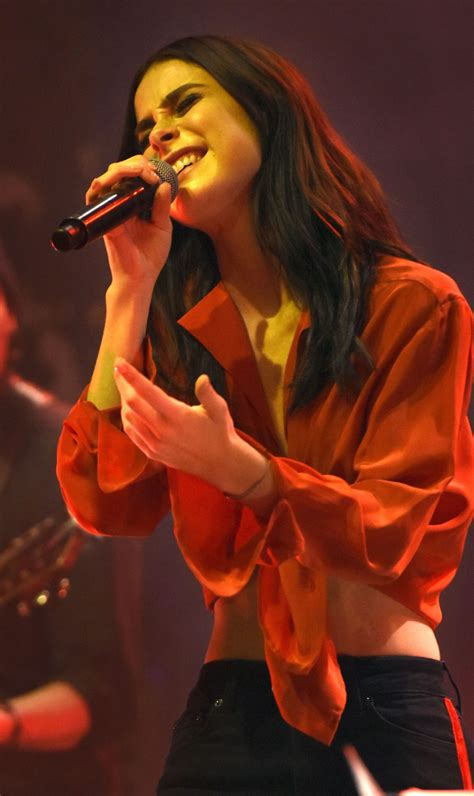 Lena Meyer-Landrut At 'End Of Chapter One' Tour in