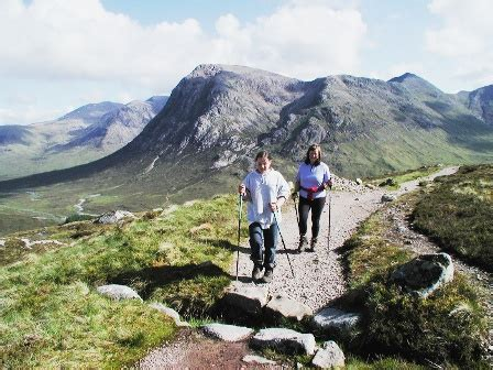 Walking Holiday in the West Highlands, Scotland, UK   Self