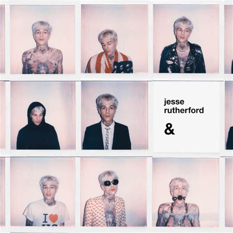 Jesse Rutherford Announces Debut Solo Album, Shares