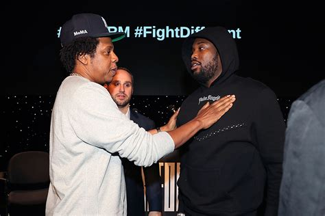 Jay-Z and Meek Mill Start Criminal Justice Reform