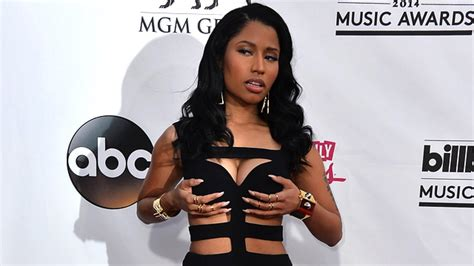 Nicki Minaj Raps About Who She Has and Has Not Had Sex