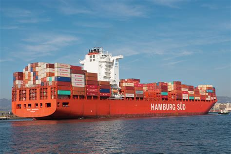 Maersk Line to Reflag Hamburg Süd Containerships Away from