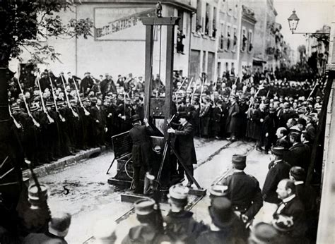 Meet One of the Last Men to Be Publicly Executed Via