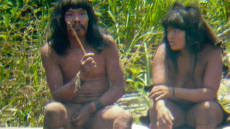 Missionary contacts highly vulnerable uncontacted Amazon