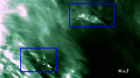 NASA Aliens A civilisation of aliens ISS live video - YouTube