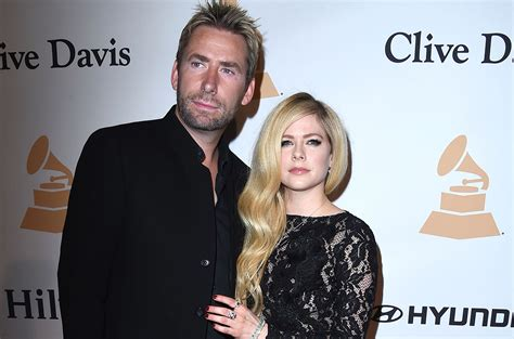 Avril Lavigne Reunites With Ex Chad Kroeger on Stage