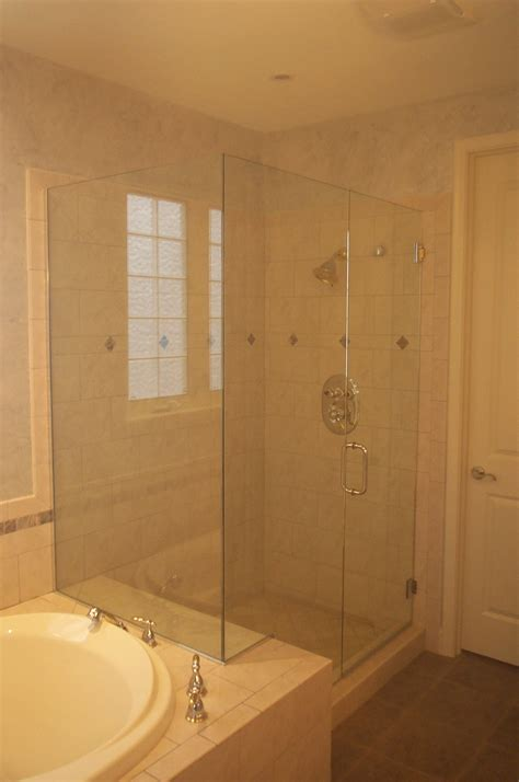 Glass Shower Enclosures and Shower Doors – A&D Glass & Mirror